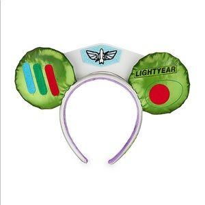 Disney Parks Buzz Lightyear Mickey Ears